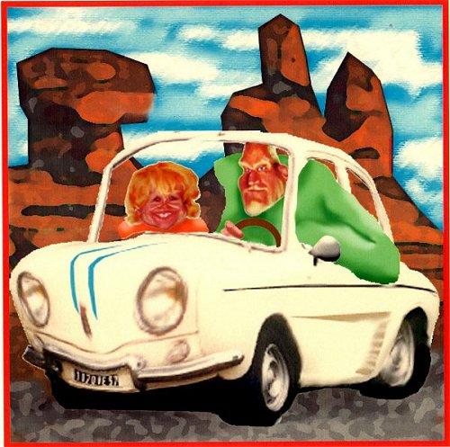 Voir tous les dessins - Dessin humoristique voiture ...